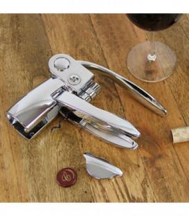 Otvírák na víno - pochromovaný