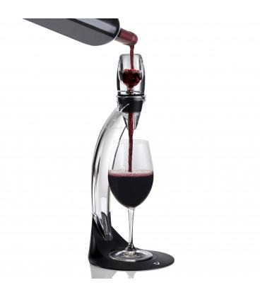 Provzdušňovač (dekantér) Vinturi se stojanem na okysličení červeného vína